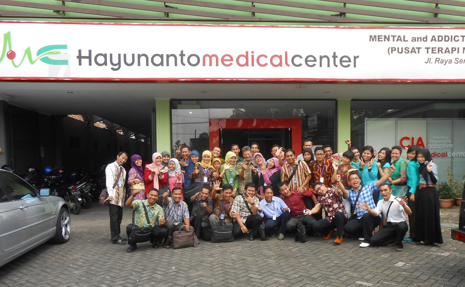 Hayunanto medical center