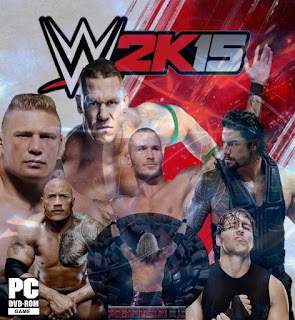download wwe 2k15 game
