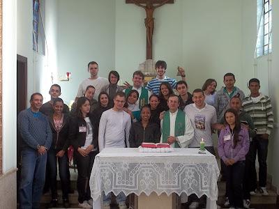 Formação para a JM do Regional Sul 1 reúne sete dioceses