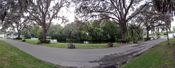 Unterkunft in Crystal River - Plantation