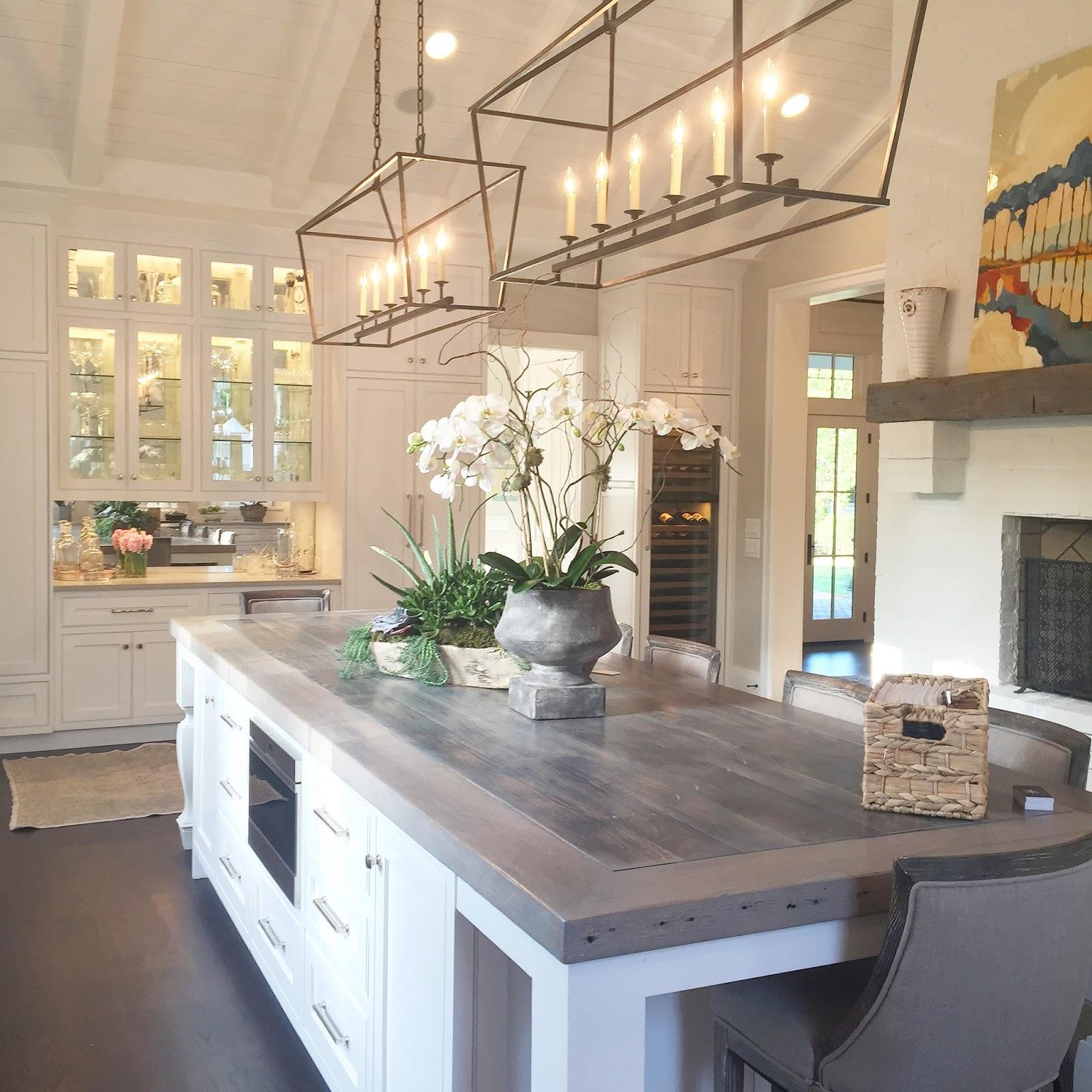 Southern Kitchen A Touch Of Southern Grace Kitchen Shelving