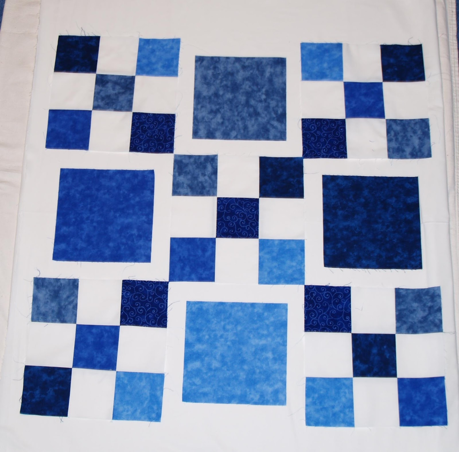 What Is A Nine Patch Quilt Block