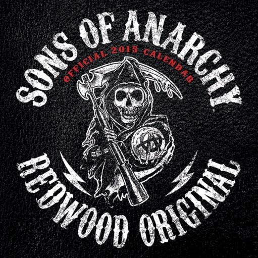 Calendario 2015 Sons of Anarchy