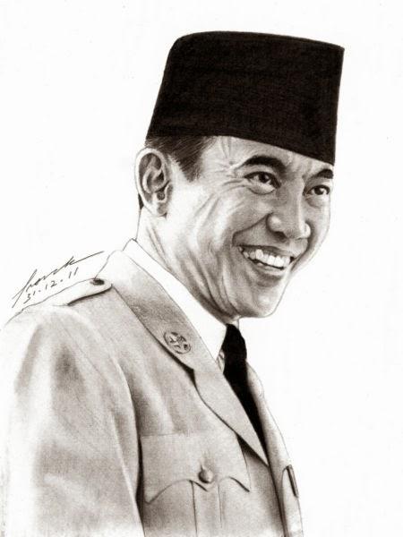 Foto Gambar Amp Biografi Soekarno │ Bung Karno Freewaremini