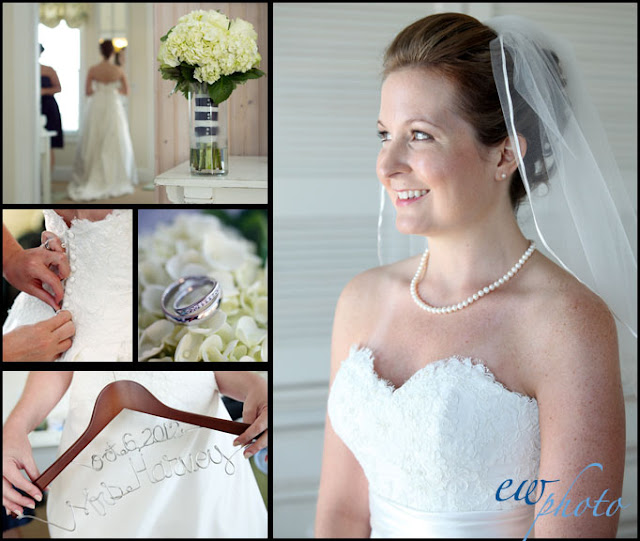 Emily and Tom - Bald Head Island Wedding | Erin Whittle Photography ...