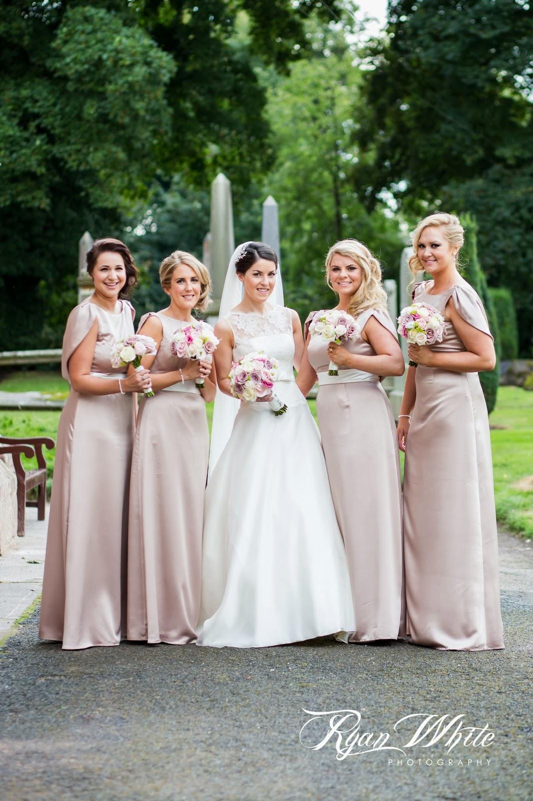 Colour Bridesmaid Dresses