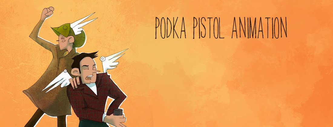Podka Pistol Animation