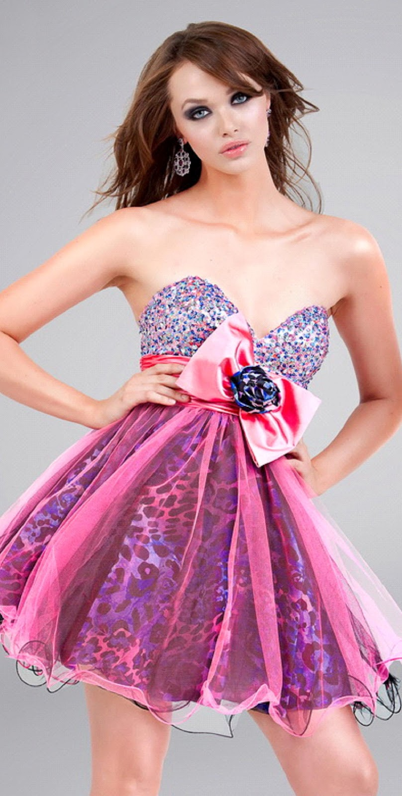 Girl With The White Balloon: Fairy Godmother \'Prom Boutique\' donates ...