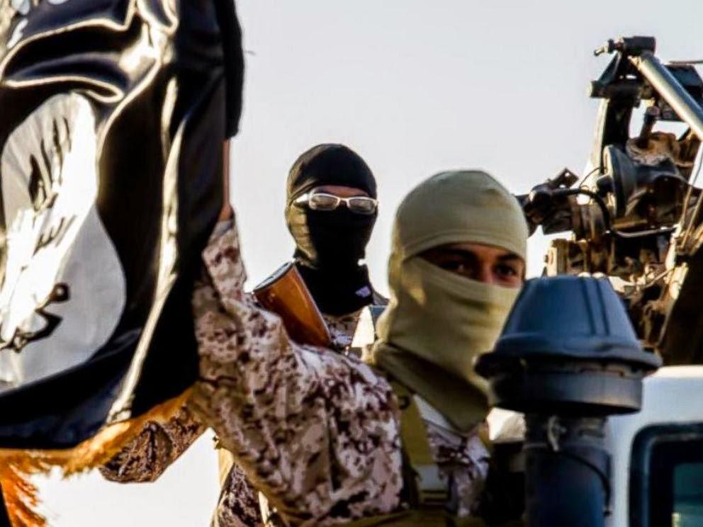 Iszlám Állam, dzsihadista terrorszervezetet, terrorizmus,