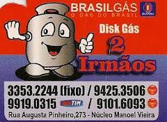 Disk Gás 2 Irmãos