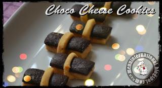 Cara Membuat Choco Cheese Cookies Istimewa Gurih dan Nikmat