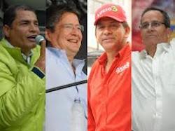 Candidatos 2013