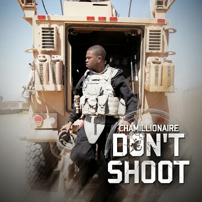 Chamillionaire - Don't Shoot - Single Cover