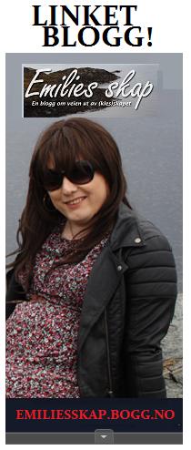Anbefat blogg.Emilie