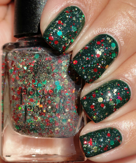 Potion Polish Reindeer Tracks