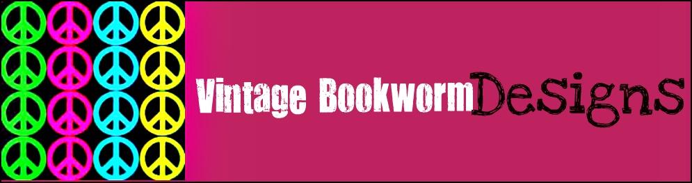 Vintage Bookworm Designs