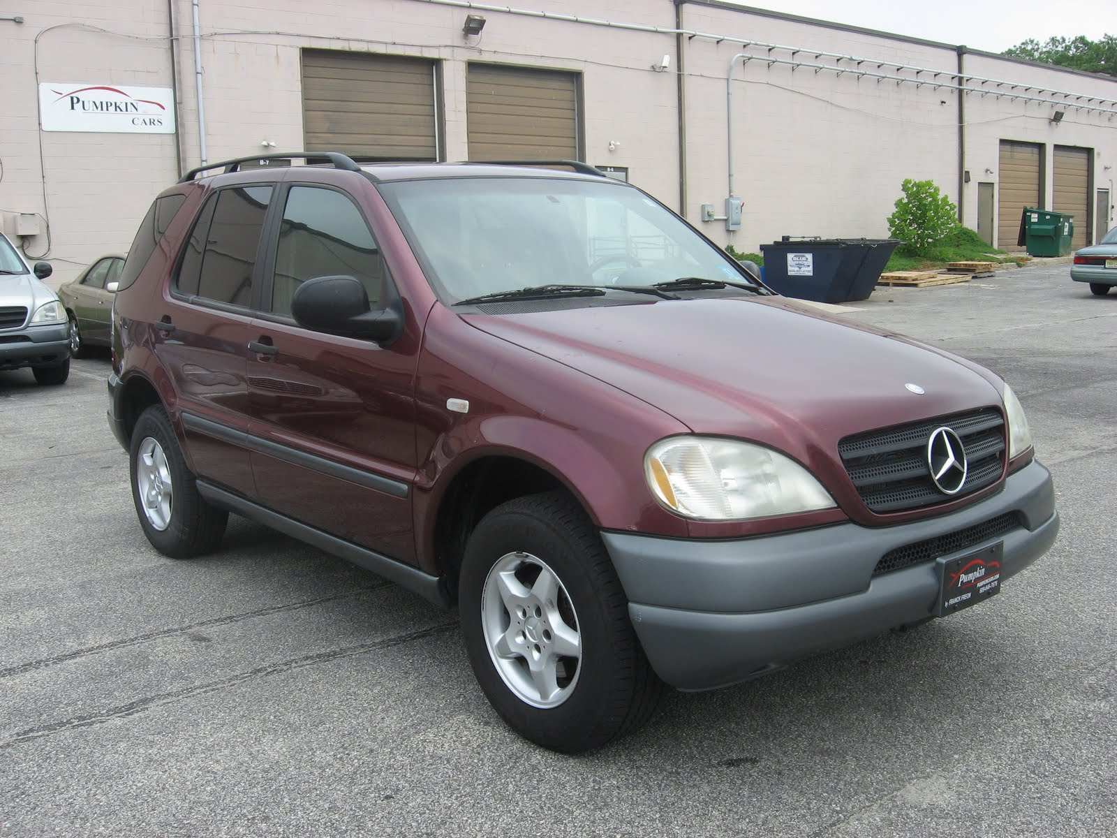 Next We Have A 1998 Mercedes Benz Ml320 With Third Row 7 Penger Seating Rare Find This Vehicle Was Taken In On Trade By Loyal Pumpkin Customer