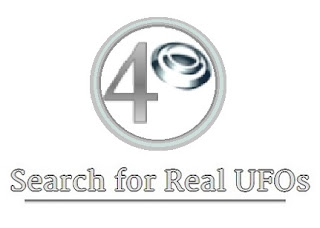 4UFOS Search for Real UFOs Logo