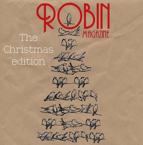 Robin Magazine Kerst