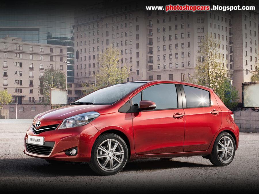 Novo Toyota Yaris 2012