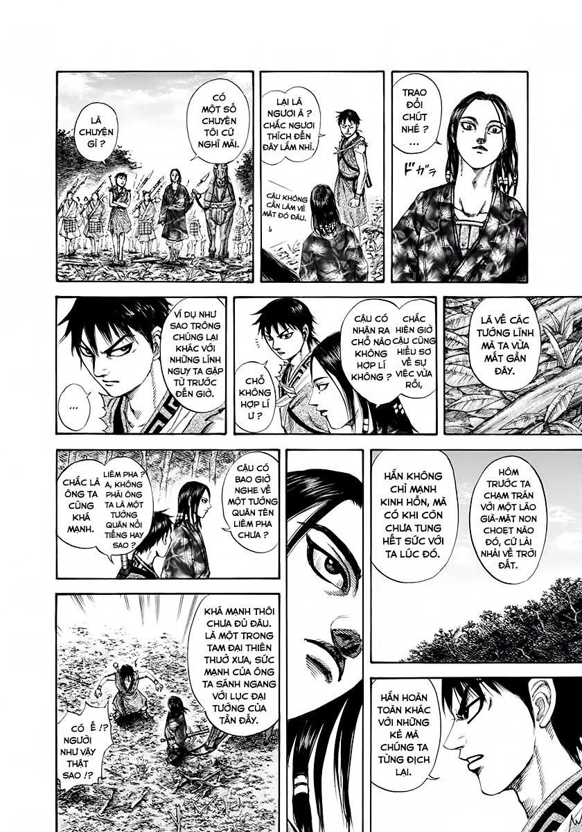 Kingdom - Vương Giả Thiên Hạ Chapter 198 page 19 - IZTruyenTranh.com