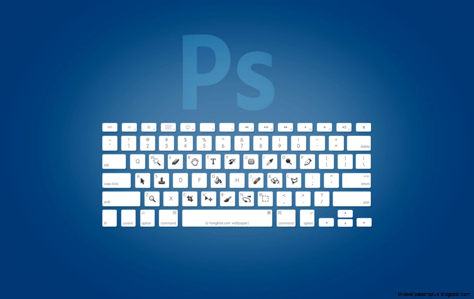 Photoshop CS6 Shortcut Keys