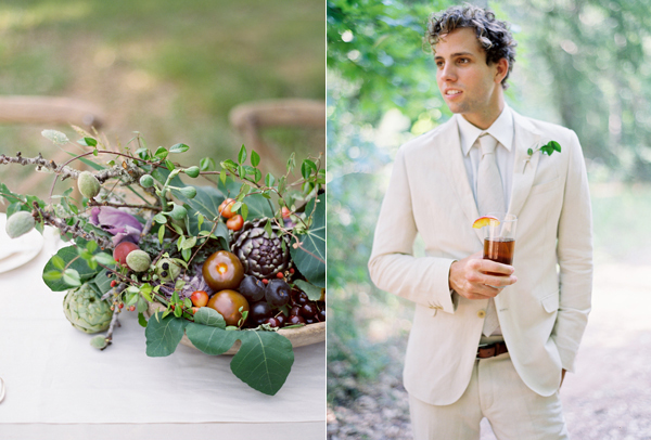 Life of a Vintage Lover Sweet Countryside Wedding