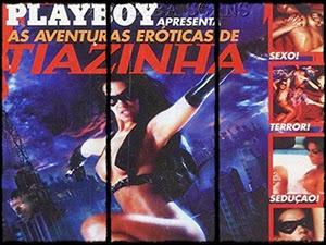 As Aventuras de Tiazinha Na Playboy Especial