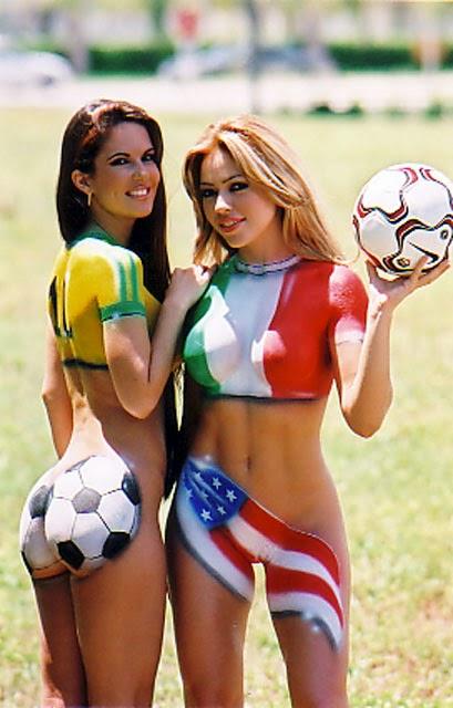 Mundial Brasil 2014 World Cup: mujeres más hermosas, lindas, bellas. Sexy girls, chicas guapas. Aficionadas bonitas.