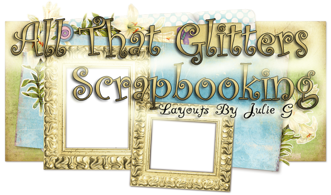 All that Glitters Scrapbooking