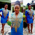 Ladies Dresses: Creative Aso-Ebi Gown Design