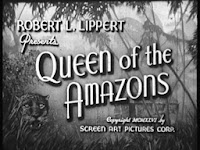 1946, trailer capture Queen of the Amazons
