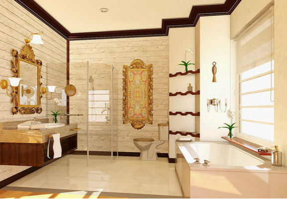 Southwestern Bathroom Design Ideas | Design Inspiration of
