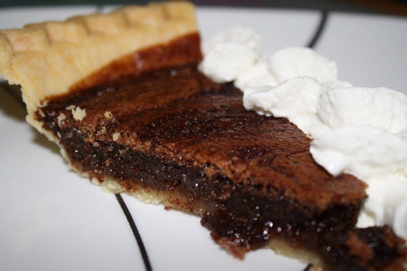 Chocolate Chess Pie - I'm A CeliacI'm A Celiac