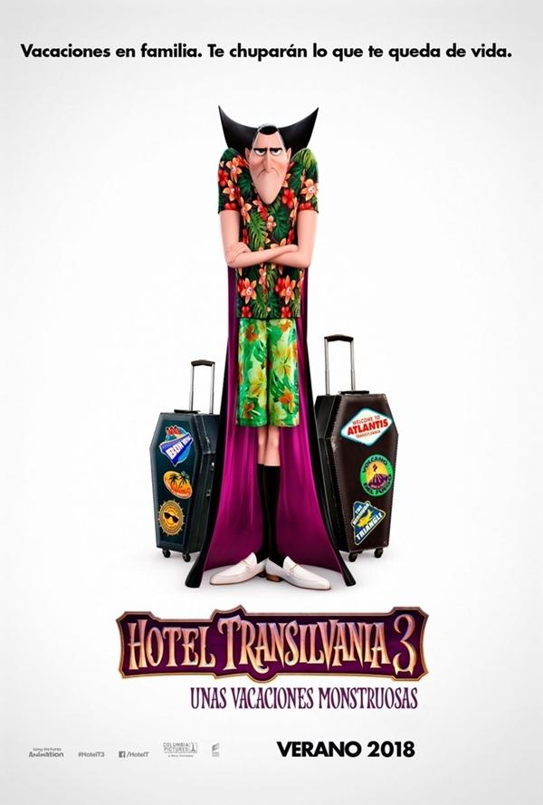 Hotel Transilvania 3 (13-07-2018)