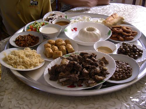 Sudanese breakfast  الفطور السوداني