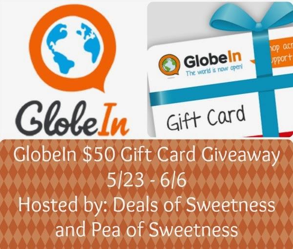 GlobeIn Gift Card Giveaway