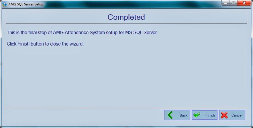 Setup AMG server on MS SQL Server Image 8