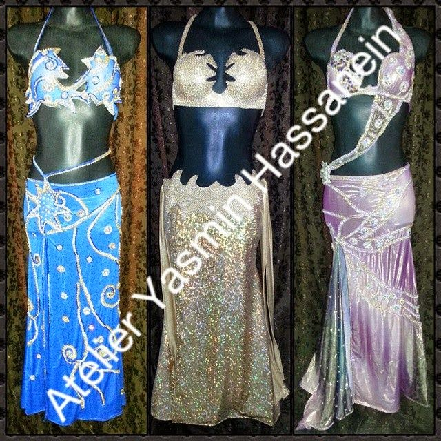 Bellydance Costumes by Yasmin Hassanein