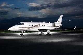 Pesawat Jet Gulfstream G200
