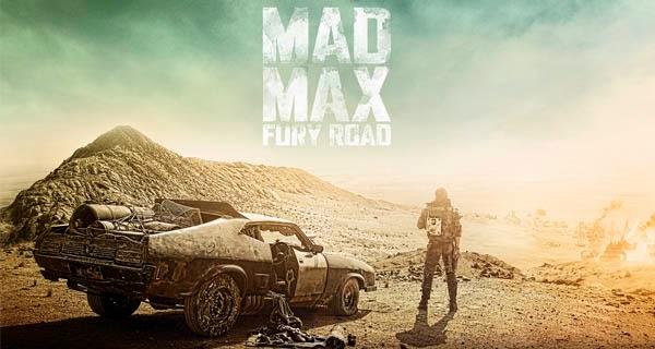 "Tráiler en español de ""Mad Max: Furia en la carretera"""