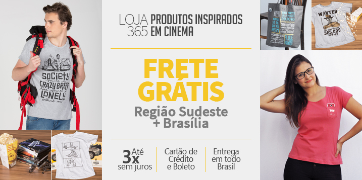 Promoção Frete Grátis - Loja 365