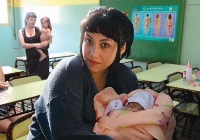 madre adolescente 2 chelsea houska - bognorphotocom