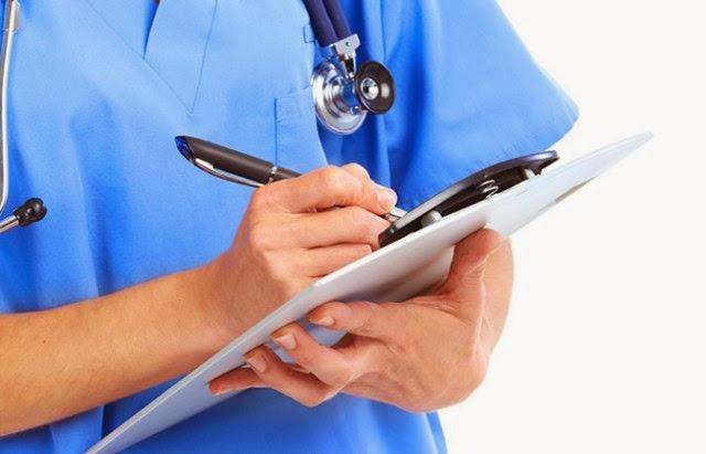 Contoh Surat Lamaran Kerja Perawat