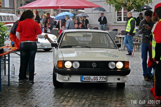 Bodensee Klassik 2013 der Auto Bild Klassik in Wangen