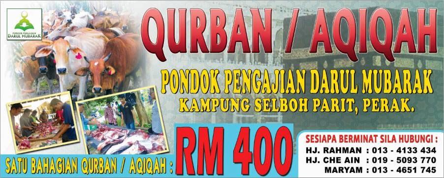 Qurban & Aqiqah