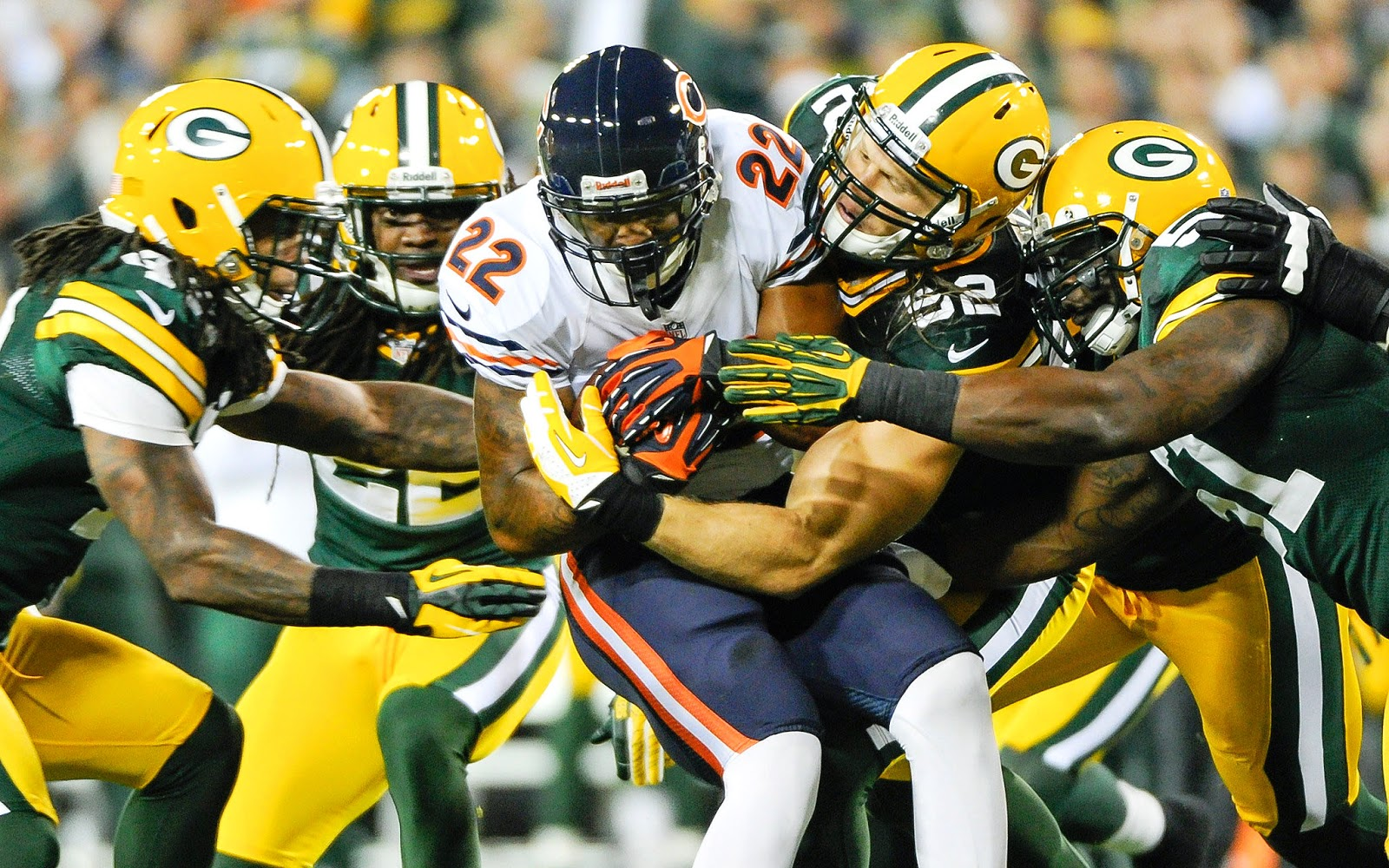 nfc north preview team by team breakdown predictions and other shenanigans