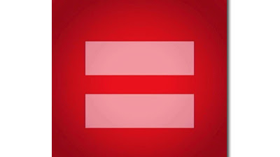 Twitter and Facebook users have you wondered what the red 'equal to' sign means