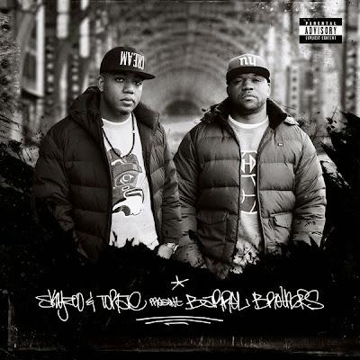 Skyzoo & Torae - Barrel Brothers  Cover