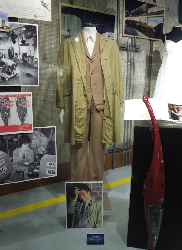 Peter Falk Columbo TV costume